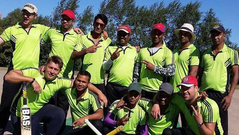 Команда по крикету в России. Фото Instagram.com/cricket24ru