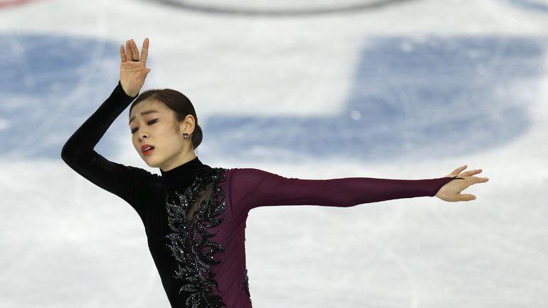 Юна Ким. Фото REUTERS
