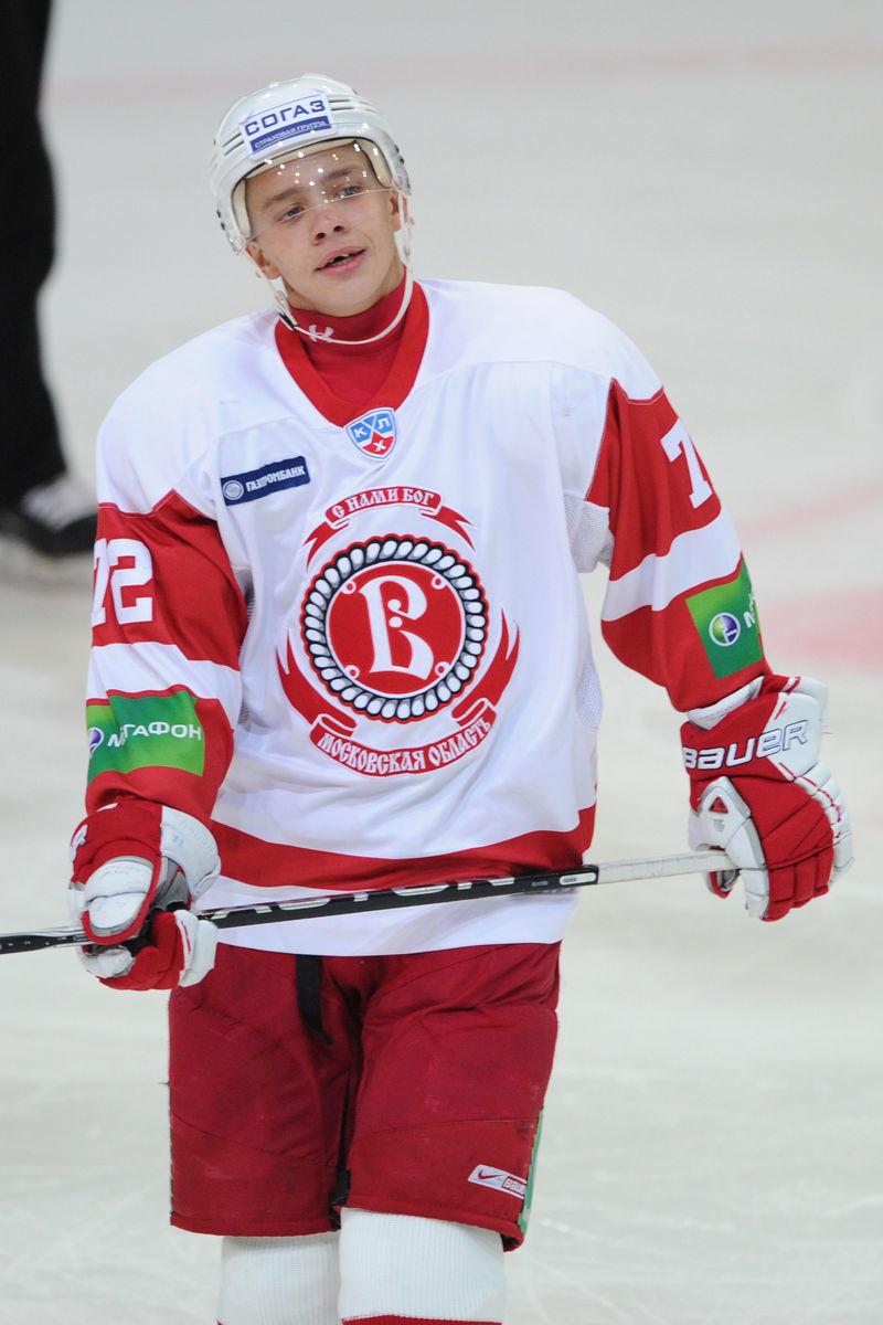 Сейчас Панарин суперзвезда, а девять лет назад он был не нужен ни одному клубу НХЛ