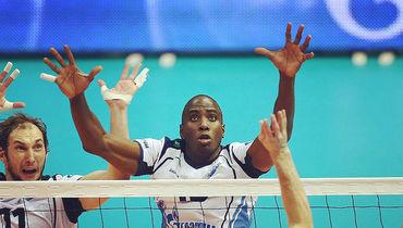 Кубинец Камехо – о мечте сыграть за сборную России, интервью волейболиста