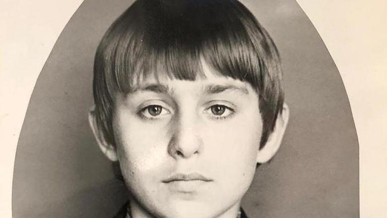 Школьник Федор Черенков. Фото из архива семьи Черенковых