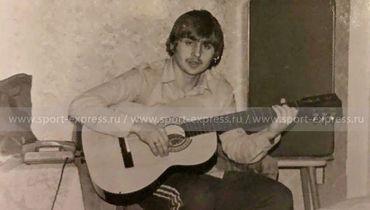 Федор Черенков, которого вы не знали. Ударник в школьном ансамбле, поклонник Beatles и Queen