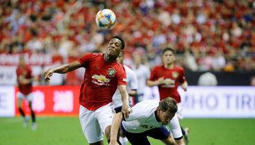 Международный кубок чемпионов, Китай, Шанхай, Тоттенхэм – Манчестер Юнайтед – 1:2. Обзор матча, видео голов