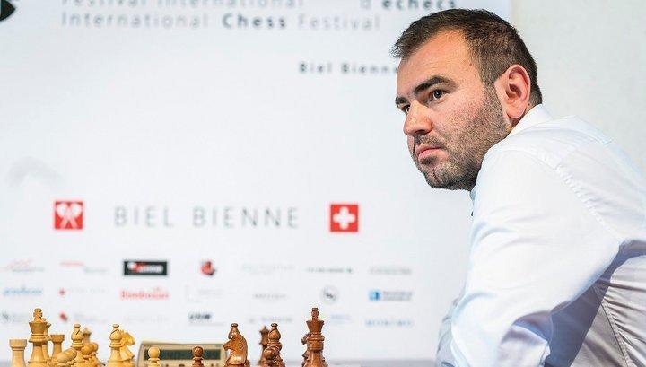 Шахрияр Мамедьяров. Фото https://twitter.com/chess24com