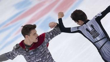 Александр Энберт и Наталья Забияко.