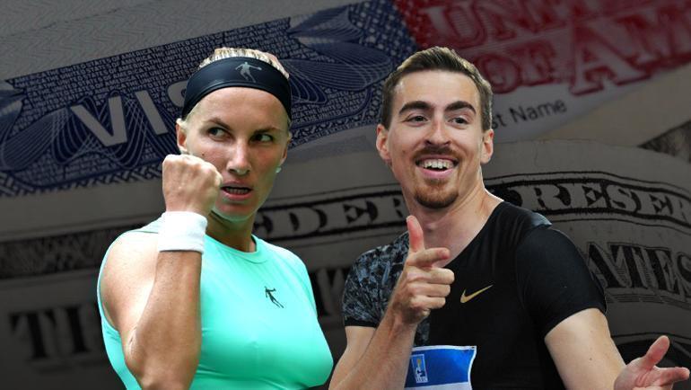 США спровоцировали визовый скандал сроссиянами— линия назамке