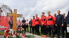 Мероприятия в честь 60-летия Федора Черенкова.