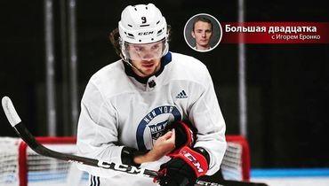 Когда наконец подпишут Гусева в НХЛ? Загонит ли