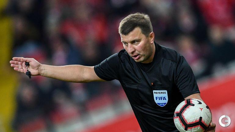 Михаил Вилков.