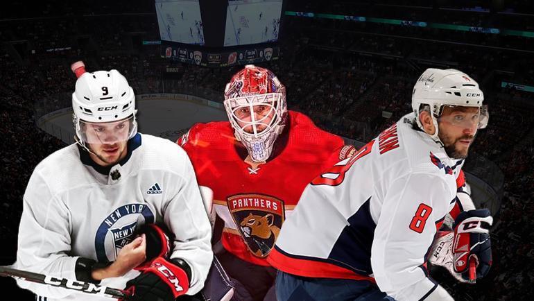 В НХЛ – на вес золота. Двадцатка самых дорогих игроков из России