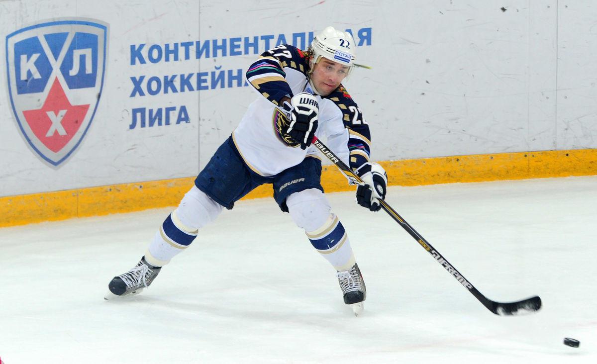 Анисин так и не смог вернуться в большой хоккей