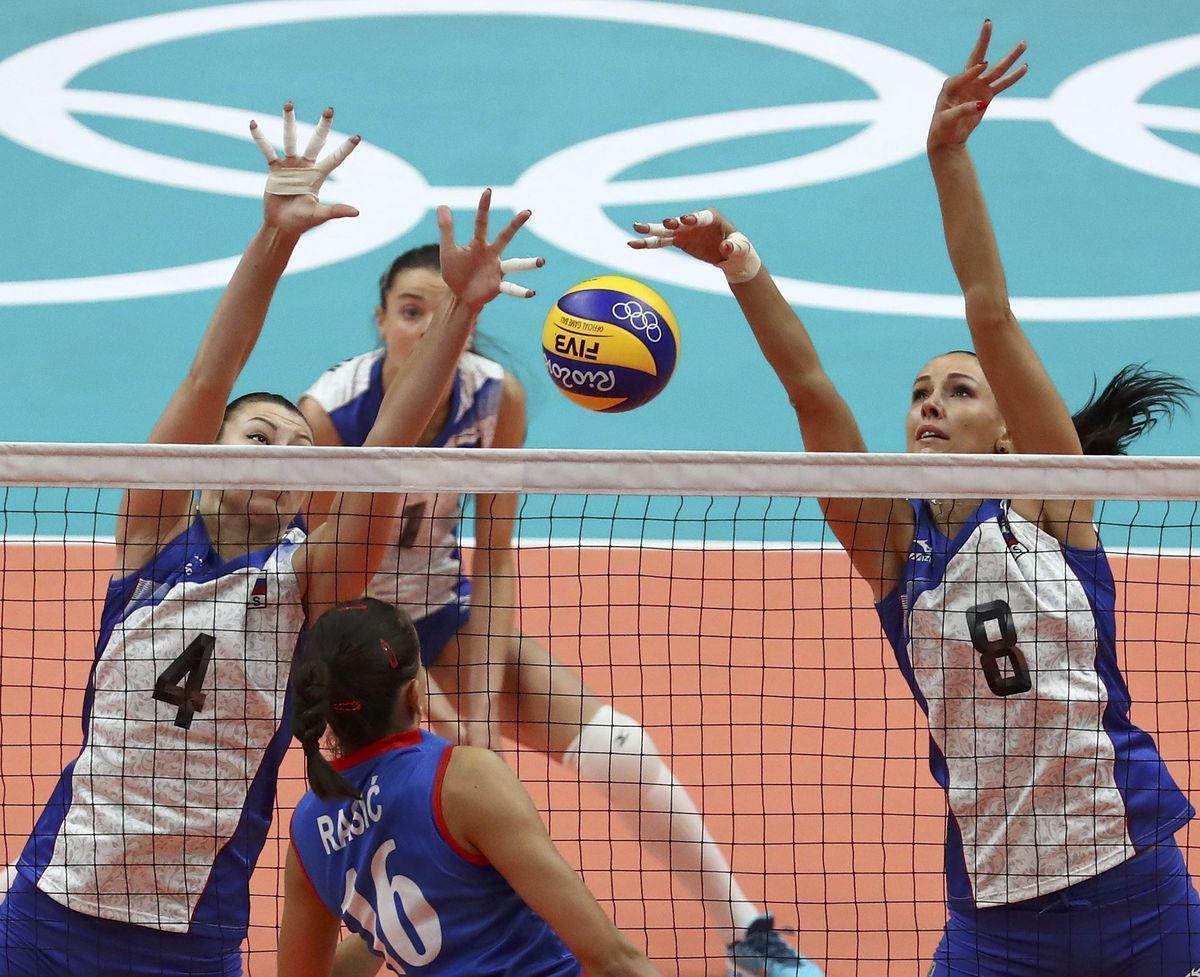 У россиянок – главный турнир года. На кону – Олимпийские игры