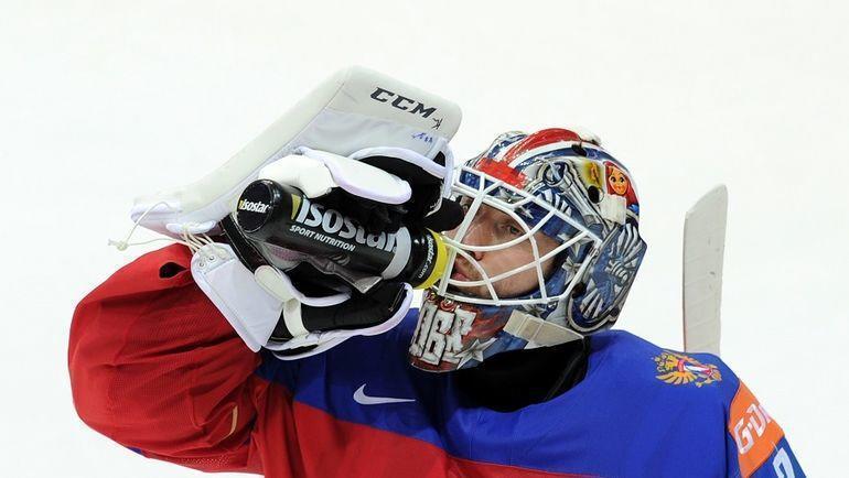 Сергей Бобровский. Фото Алексей Иванов
