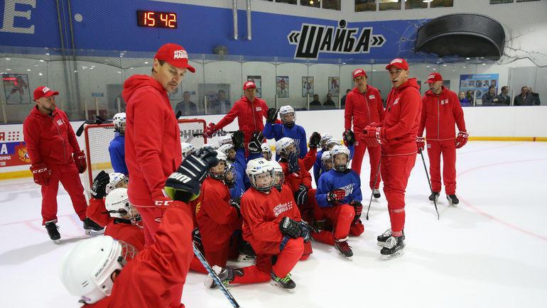 В сентябре этого года Федерация хоккея России представит все разделы Национальной программы подготовки.