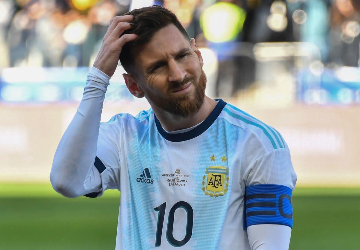 Южноамериканцы наказали Месси. Аргентинец избежал серьезных санкций