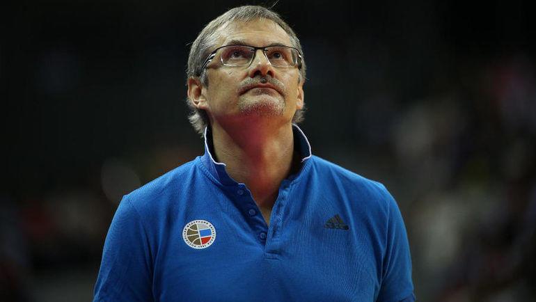 Сборная РФ побаскетболу разгромила Иорданию вконтрольном матче