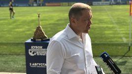 Президент РК ЦСКА и руководитель комитета ФРР по развитию регби в Вооруженных силах и силовых структурах РФ Алексей Митрюшин.