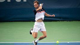 Даниил Медведев на турнире в Вашингтоне.