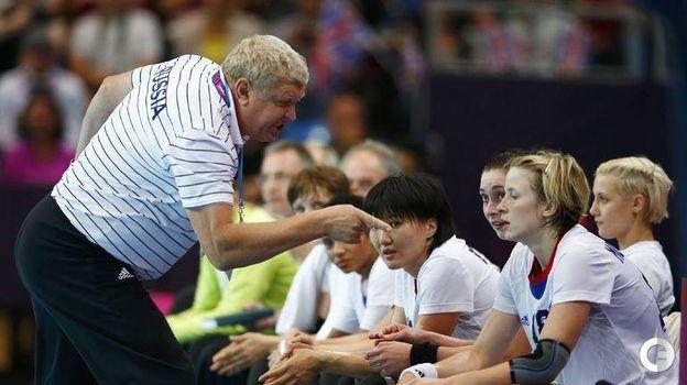 2012 год. Евгений Трефилов на Олимпийских играх в Лондоне. Фото REUTERS