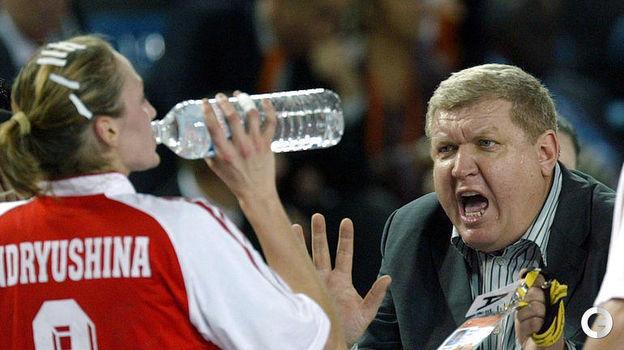 2007 год. Евгений Трефилов. Фото AFP
