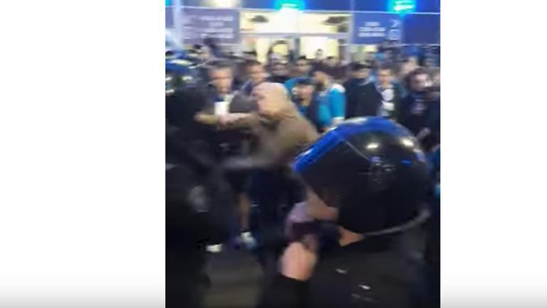 Столкновение в Петербурге: с чего все началось, что кричали фанаты, как действовал ОМОН