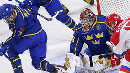 6 августа. Кубок Глинки-Гретцки. Швеция - Россия - 0:3.