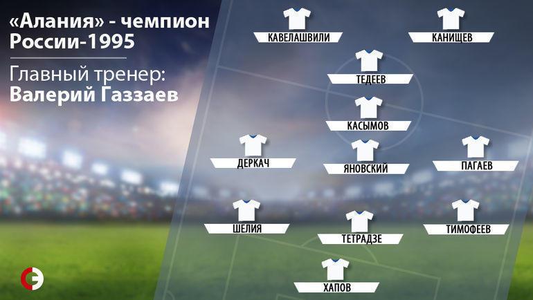 """Валерий Газзаев: """"В истории остаются только победители"""""""