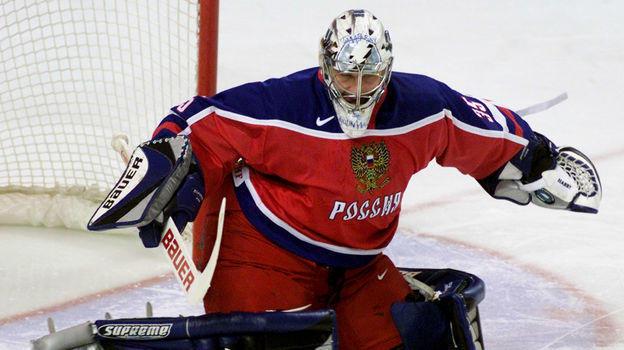 Февраль 2002 года. Николай Хабибулин на Олимпиаде в Солт-Лейк-Сити. Фото Reuters