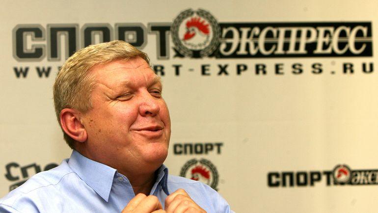 2008 год. Евгений Трефилов. Фото Татьяна Дорогутина