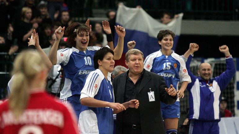 2005 год. Евгений Трефилов. Фото AFP