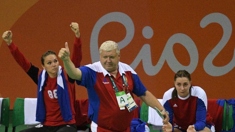 2016 год. Евгений Трефилов на золотой Олимпиаде: высший класс! Фото AFP