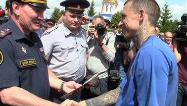 Кокорин и Мамаев сыграли в футбол в тюрьме. Павел сделал хет-трик