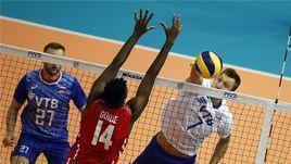 10 августа. Санкт-Петербург. Россия - Куба - 3:0. Для россиян теперь все решится в матче с Ираном.