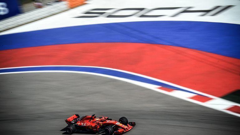 """""""Гран-при России"""" - это всегда топ-уровень. Фото Reuters"""