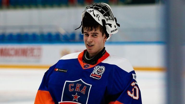 Ярослав Аскаров. Фото ХК СКА