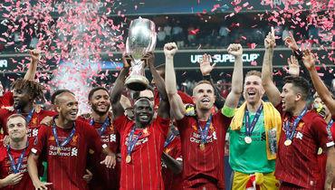УКлоппа трофей, уЛэмпарда— новая звезда ибудущее