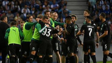 Рейтинг УЕФА: Португалия снова приблизилась кРоссии