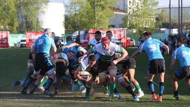 Красноярский край и его столица являются центром российского и европейского регби. Именно здесь дислоцируются два клуба регбийной премьер-лиги — «Красный Яр» и «Енисей-СТМ». Фото rugby.ru