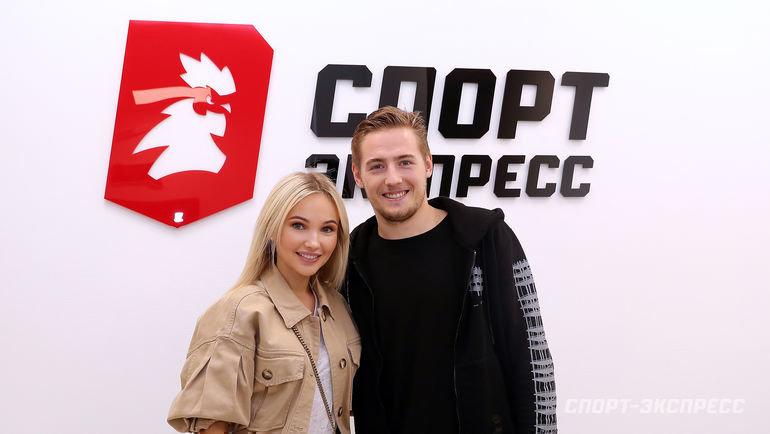 19 августа. Ксения и Иван Барбашевы.