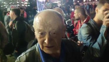 Арнольд Федун: «Те, кто ругает тренера ивладельца— неболельщики «Спартака»
