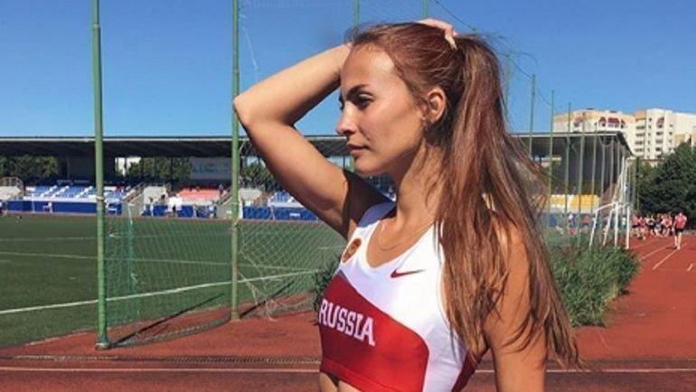 25-летняя российская легкоатлетка Маргарита Плавунова. Фото Instagram