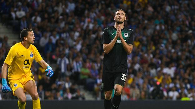 «Олимпиакос»— «Краснодар», 21августа 2019, Лига чемпионов, почему Маркус Берг плохо играет