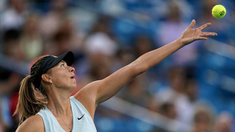 Мария Шарапова. Фото USA Today Sports