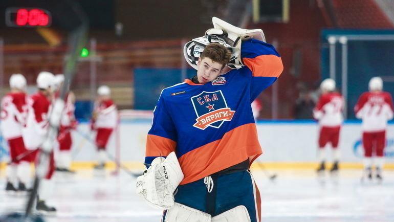 Ярослав Аскаров. Фото ХК «СКА-Варяги»