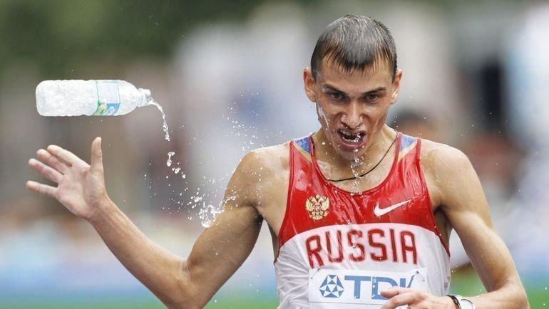 2011 год. Сергей Бакулин. Фото Reuters