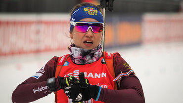 Дарья Виролайнен: «Явозвращаюсь вбиатлон»