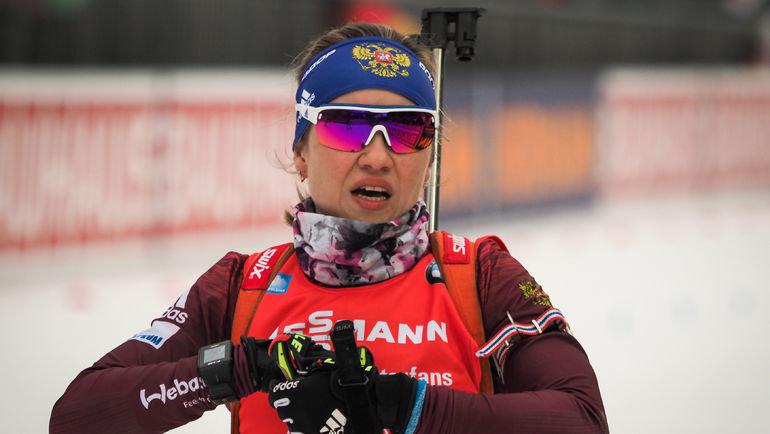 Дарья Виролайнен. Фото Андрей Аносов, СБР