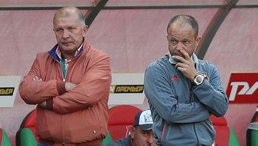 Григорий Иванов и Дмитрий Парфенов.