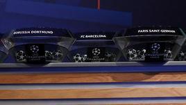 Кто достанется нашим клубом в группе Лиги чемпионов?