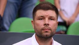 "Тренер ""Краснодара"" Мурад Мусаев."